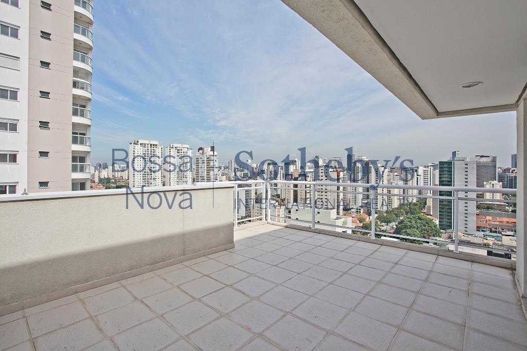 Cobertura residencial à venda, Vila Olímpia, São Paulo - CO1439.