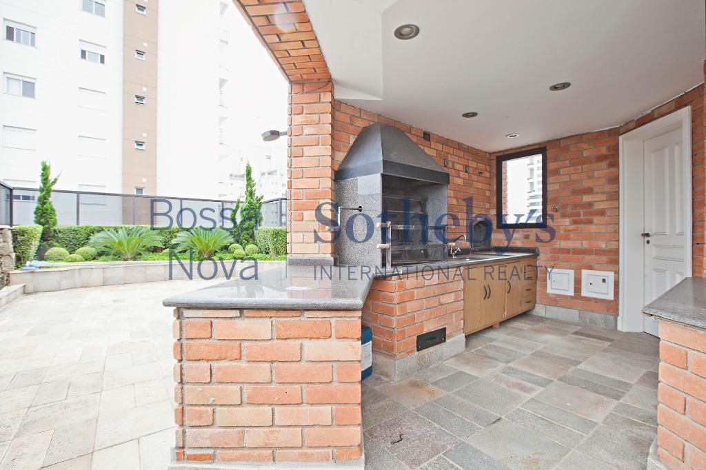 Cobertura residencial para venda e locação, Sumaré, São Paulo.