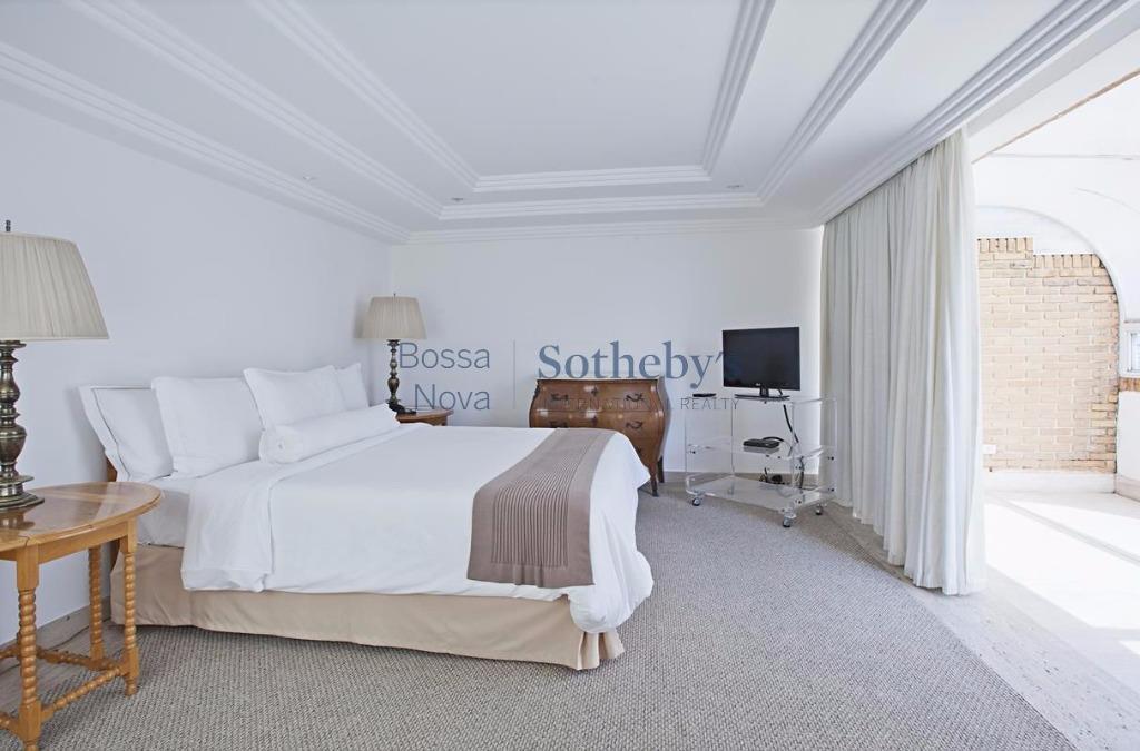 Cobertura de 1 dormitório à venda em Jardim América, São Paulo - SP