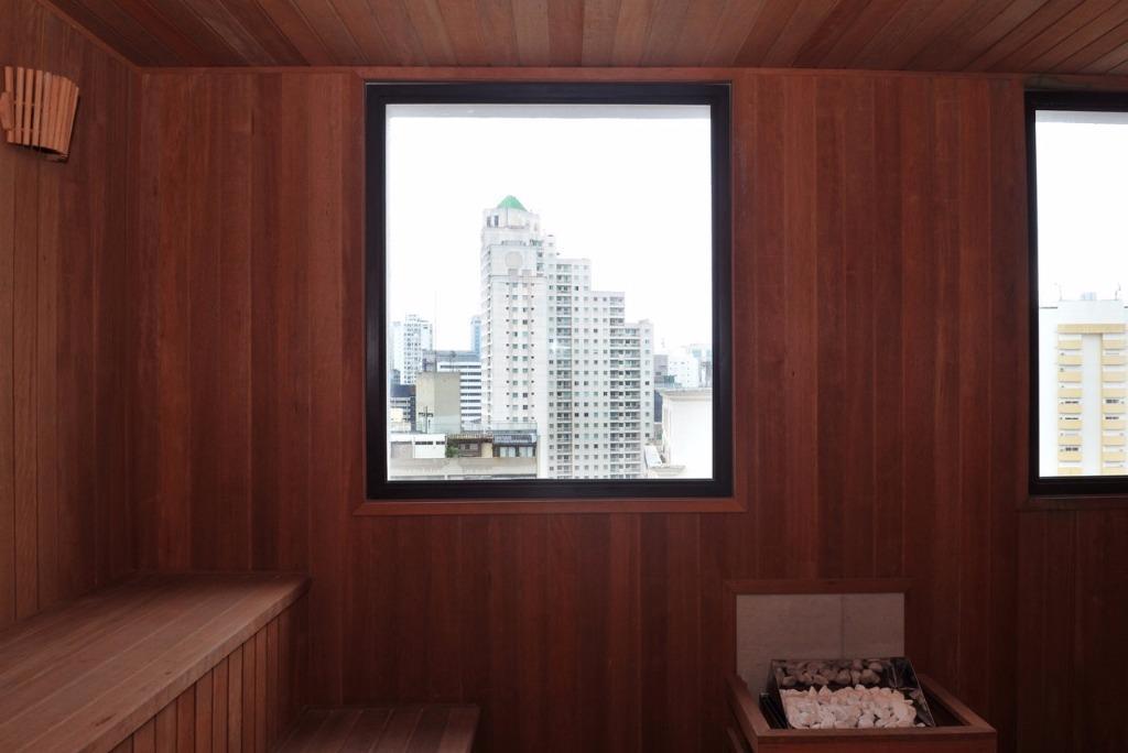 Foto da Sauna