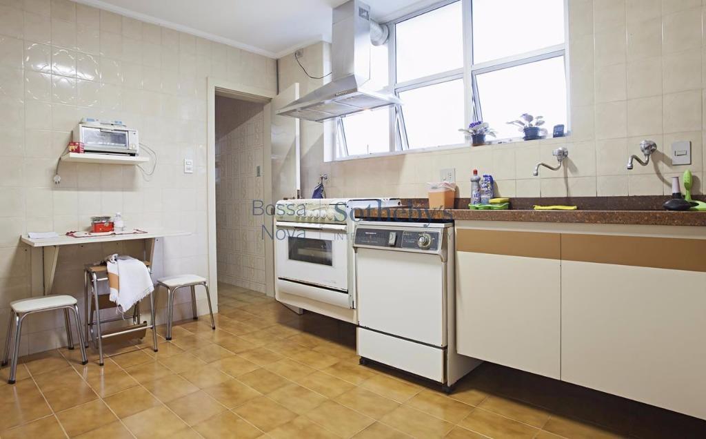 Apartamento de 5 dormitórios à venda em Jardim América, São Paulo - SP