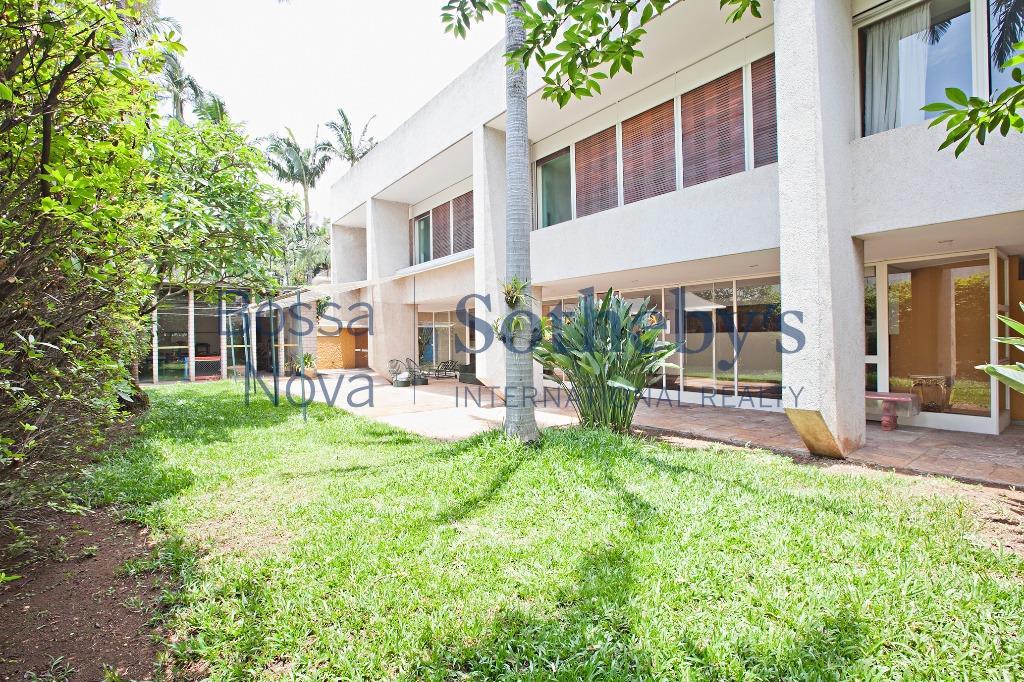 Casa residencial à venda, Jardim América, São Paulo.