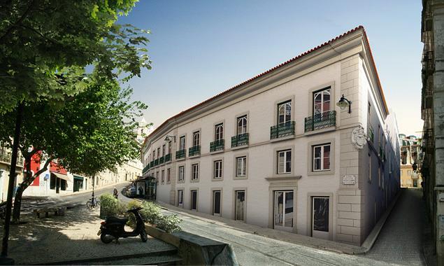 Sofisticado apartamento no Palácio Mesquitela