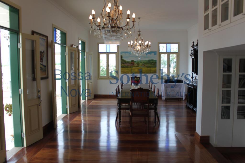 Casa residencial à venda, Jardim Plaza Atheneé, Itu.