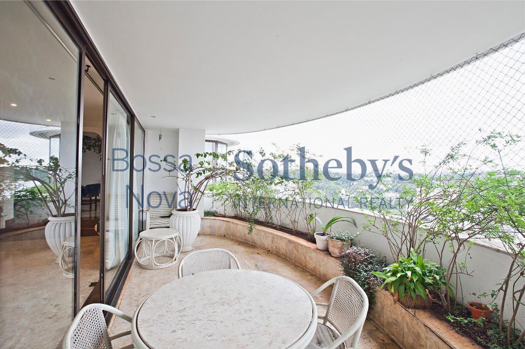 Apartamento residencial à venda, Real Parque, São Paulo - AP14705.