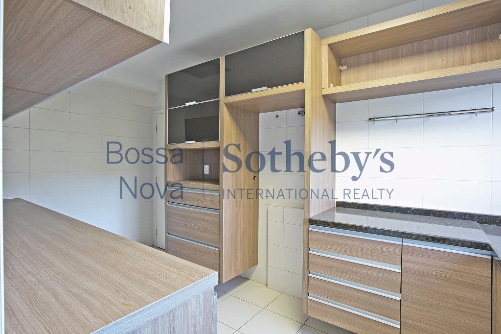 Apartamento pronto para morar com vista.