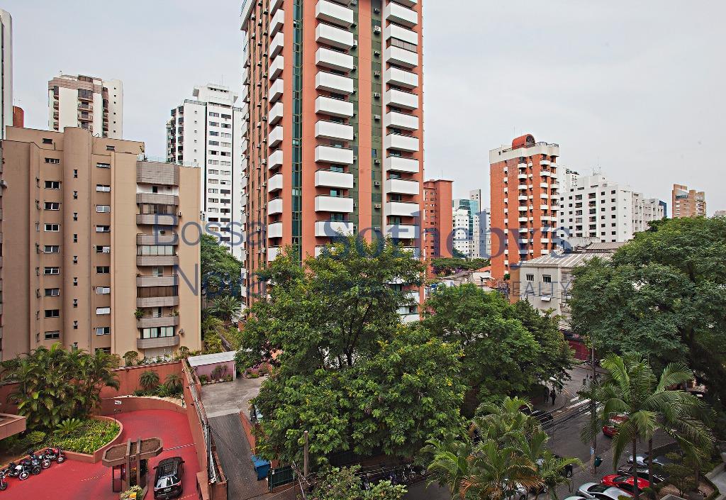 Apartamento diferenciado com decoração arrojada