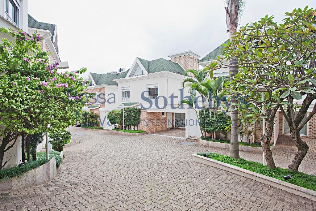 Casa residencial à venda, Campo Belo, São Paulo - CA5246.
