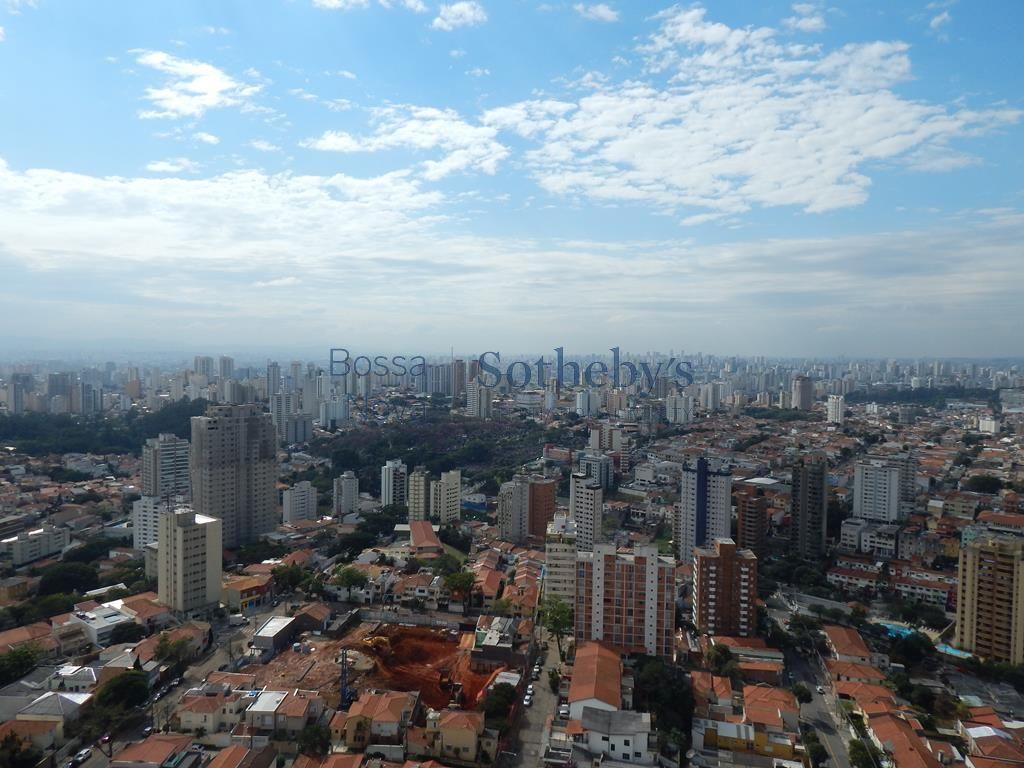 Cobertura na Vila Mariana com lazer completo