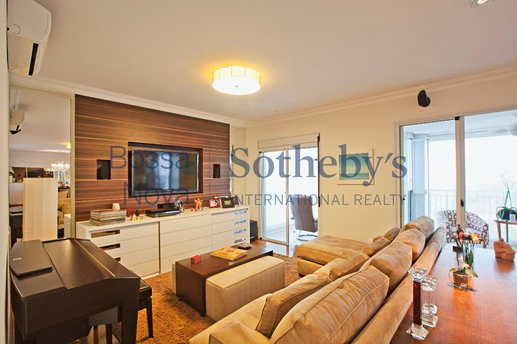 Apartamento novo com varanda Gourmet