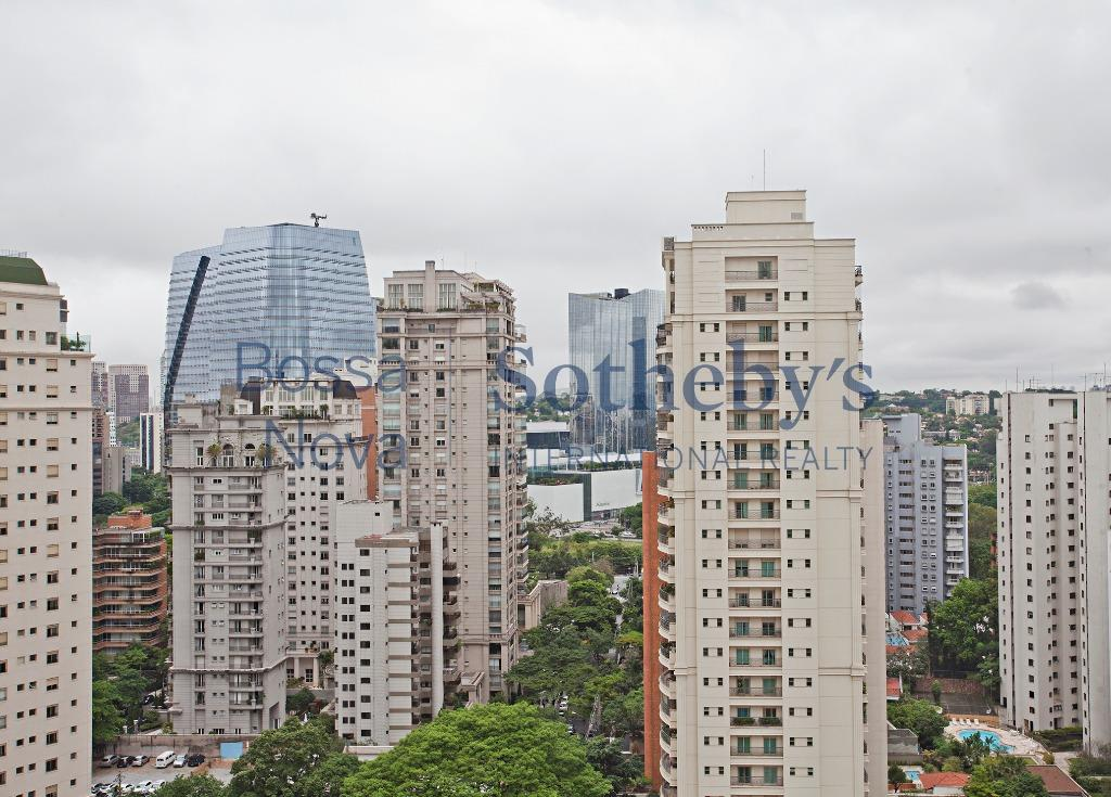 Apartamento residencial para locação, Itaim, São Paulo.