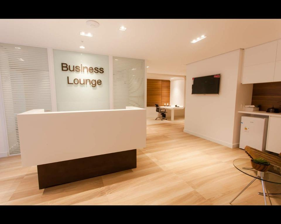 Foto do Business Lounge