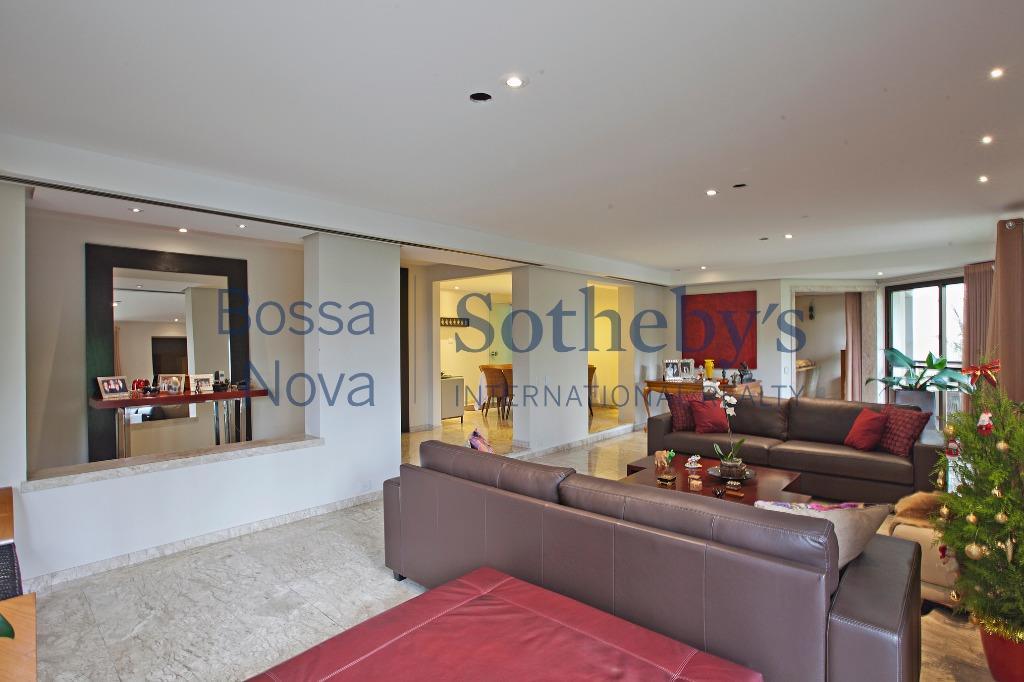 Apartamento leve e aconchegante em Cerqueira César.