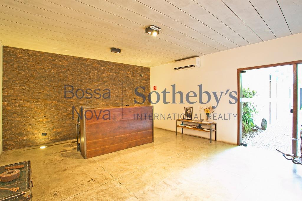 Casa para escritório ou residência na Vila Nova Conceição.