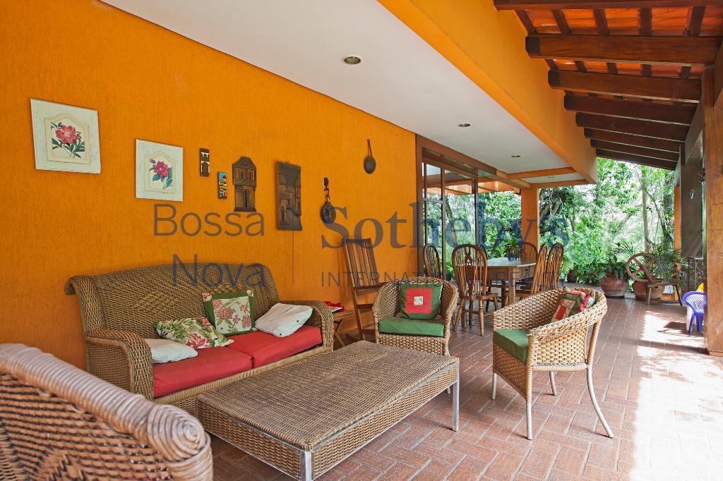 Casa residencial à venda, Fazenda Morumbi, São Paulo.