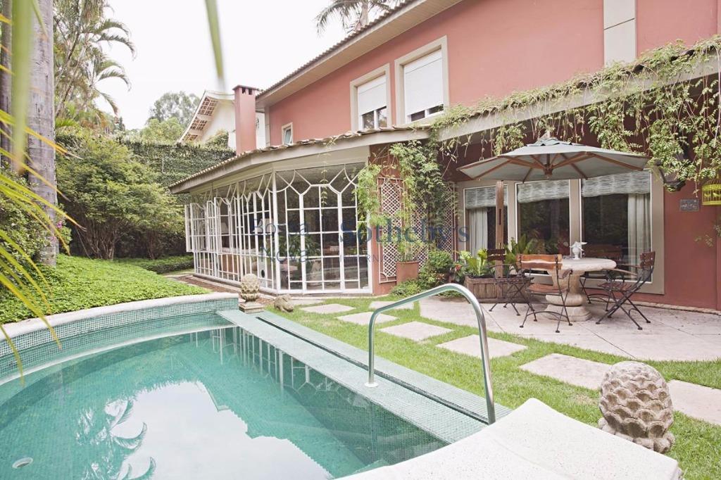 Casa residencial à venda, Morumbi, São Paulo - CA3349.