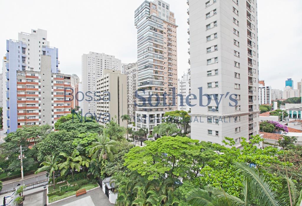 Apartamento para venda e locação, perto do Parque Ibirapuera