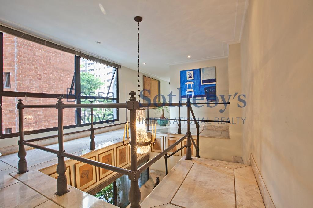 Apartamento Duplex residencial para venda e locação, Moema Pássaros, São Paulo - AD0211.