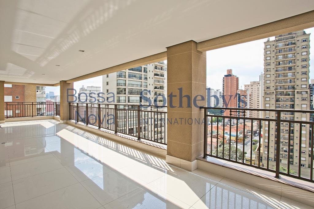 Apartamento novo, com terraço gourmet, próx ao parque do Ibirapuera