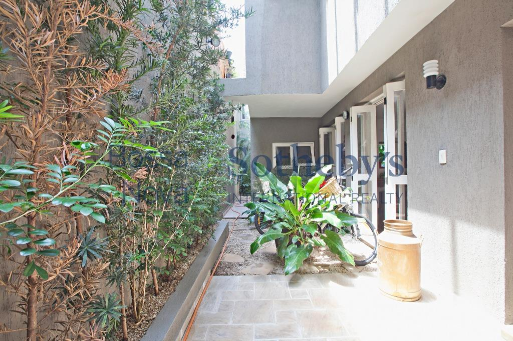 Casa charmosa no Jardim Paulista