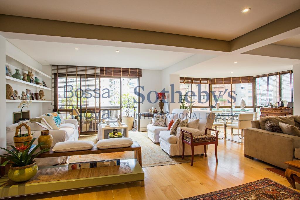 Conforto e sofisticação próximo ao Clube Pinheiros