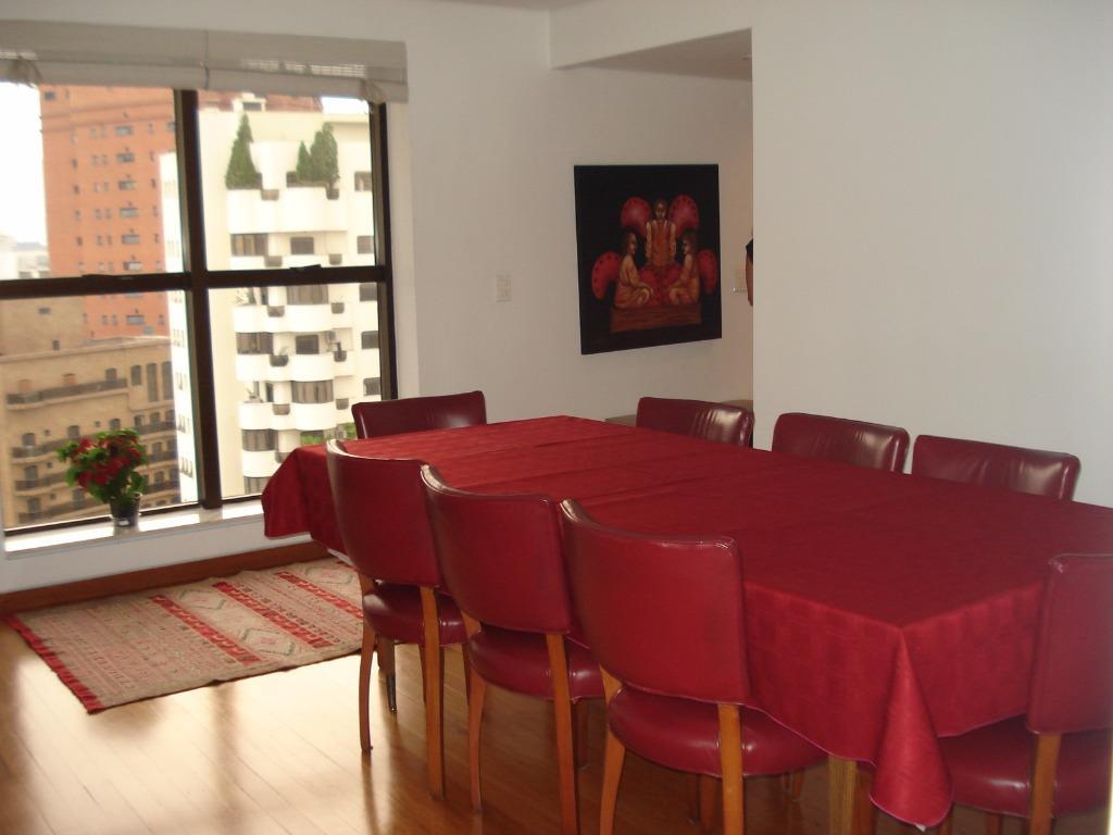 Apartamento Duplex residencial à venda, Higienópolis, São Paulo.