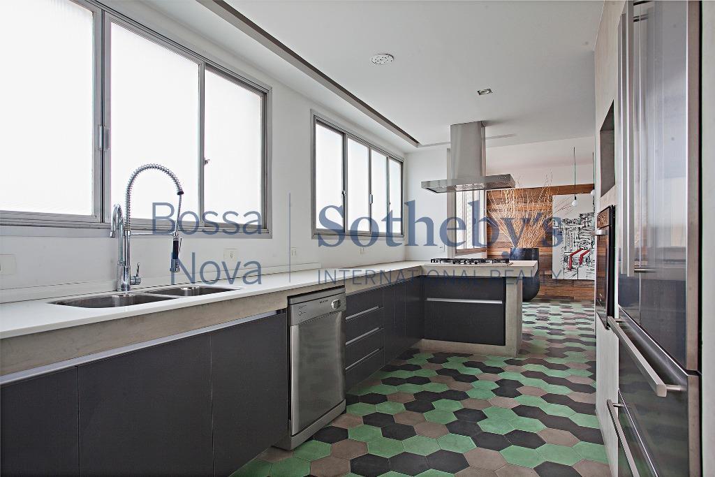 Apartamento reformado com modernidade no Brooklin.