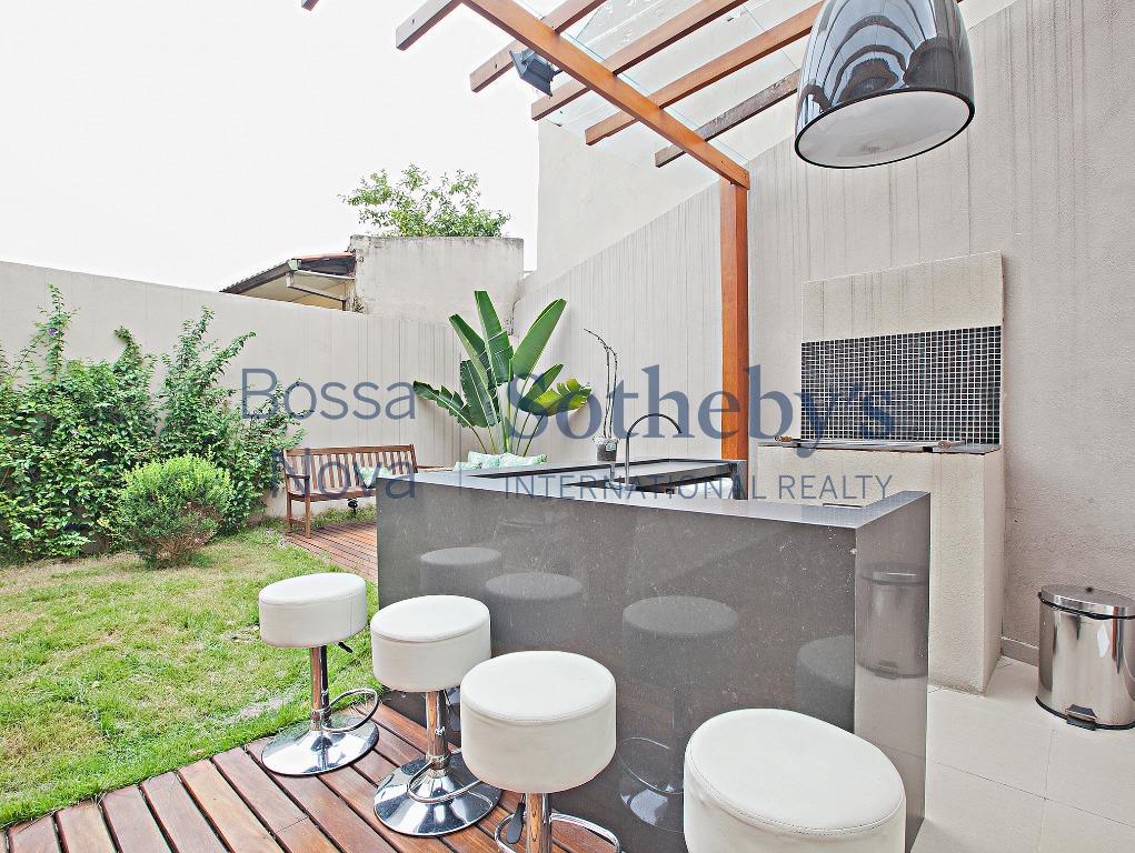 Casa impecável projetada por arquiteto
