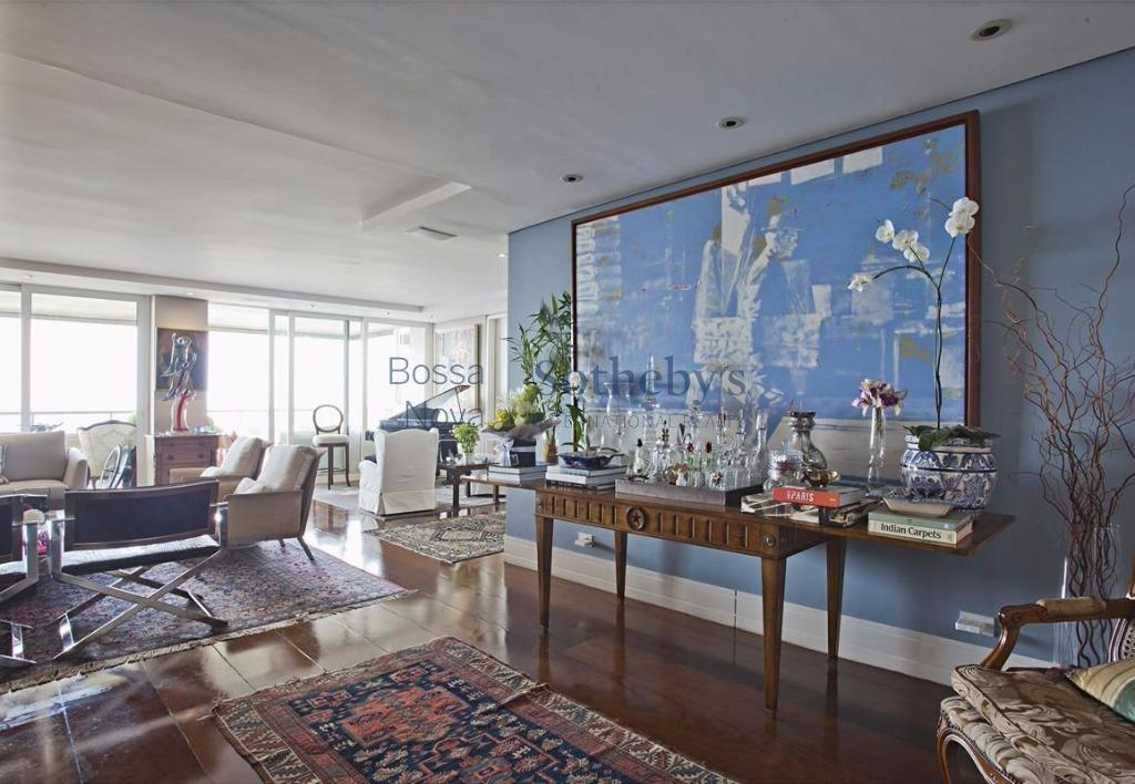 lindo apartamento em predio suntuoso