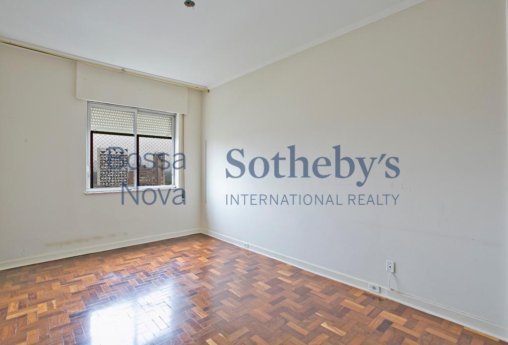Apartamento residencial para locação, Jardim Paulistano, São Paulo.