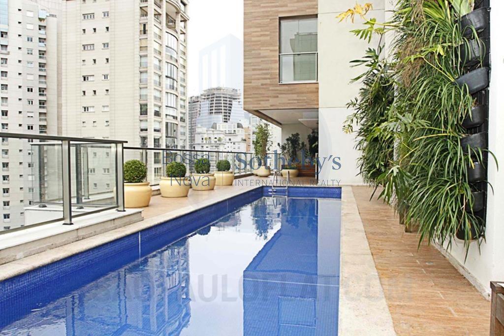 Maravilhosa Cobertura Itaim, São Paulo.