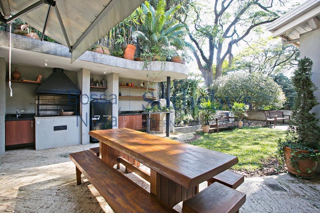 Casa estilo da PROVENCE no Pacaembú