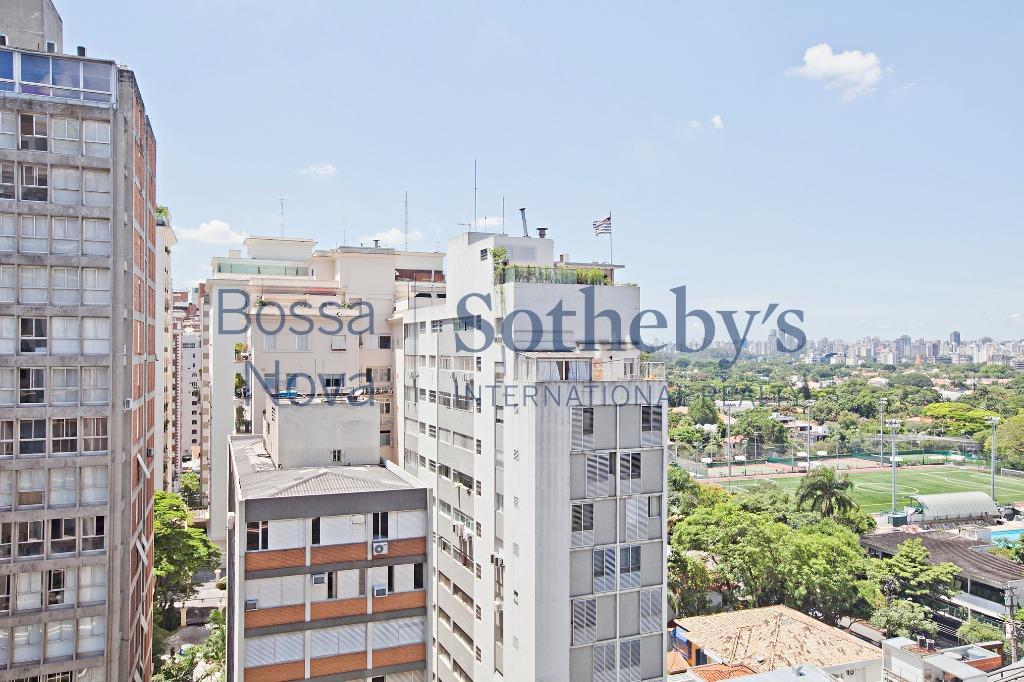 Apartamento Lindenberg com terraço e vista