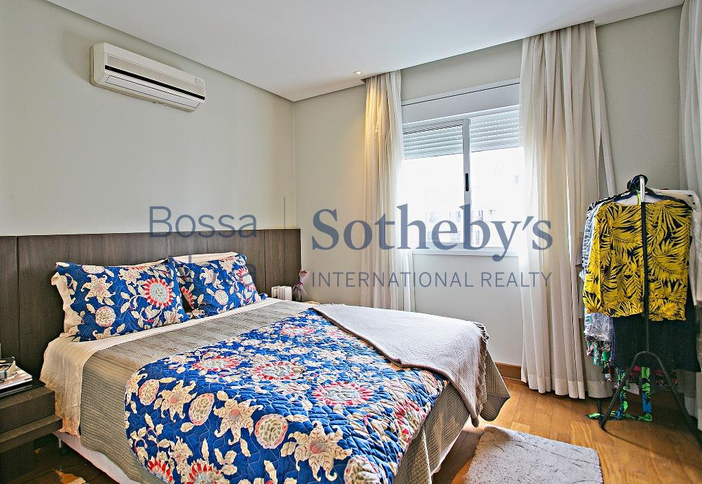 Apartamento novo em edifício procurado perto do Parque do Ibirapuera
