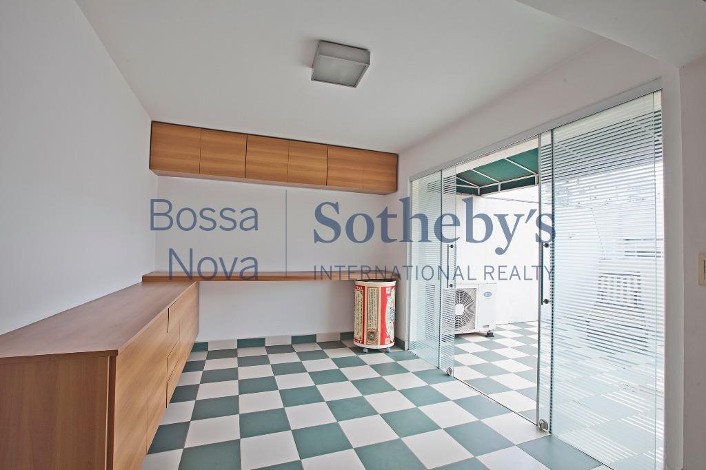 Cobertura residencial para venda, Moema Pássaros, São Paulo.