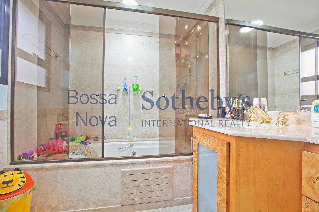 Cobertura residencial para venda e locação, Alto da Boa Vista, São Paulo.
