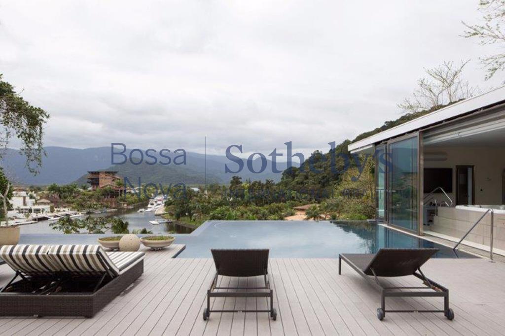 Casa residencial à venda no Condomínio Residencial Marina Guarujá