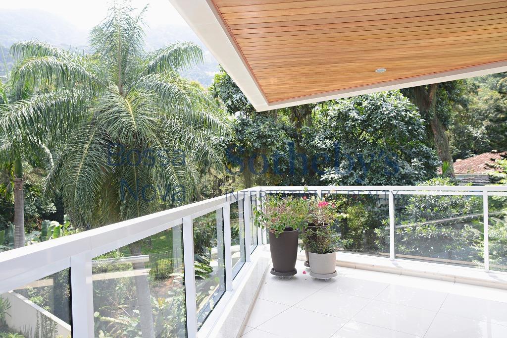Tranquilidade e contemporaneidade junto ao verde , Jardim Botânico