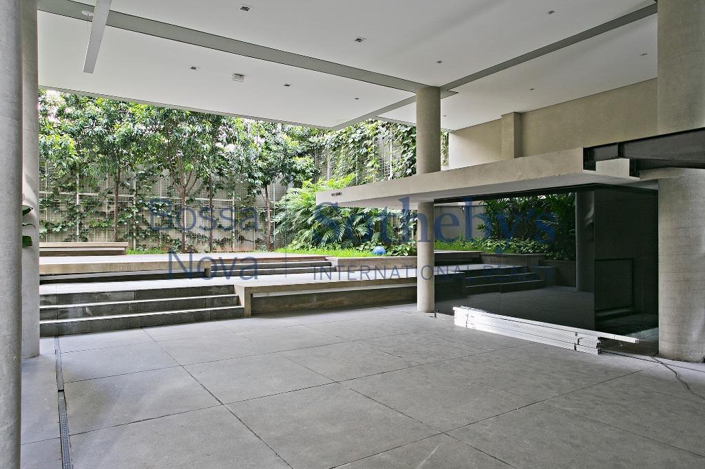 O charme de Higienópolis em edifício novo