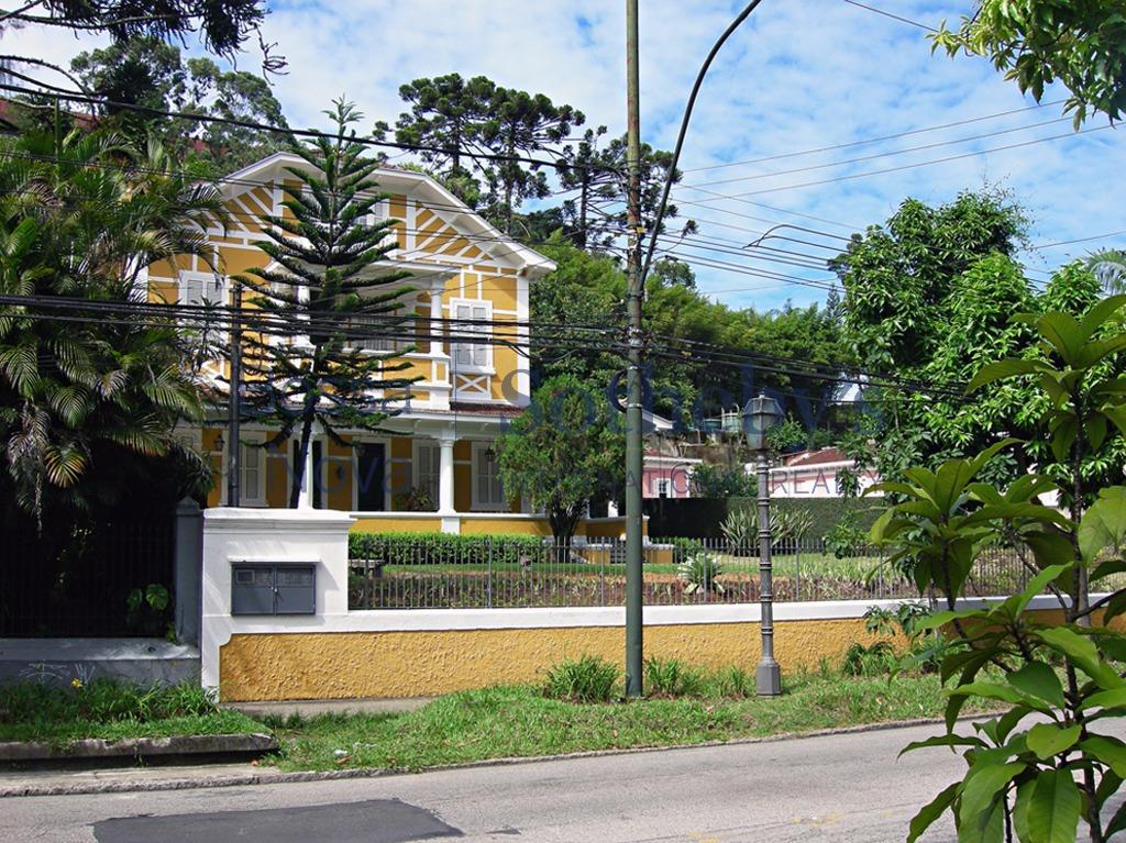 Mansão histórica, premiada internacionalmente - Petrópolis
