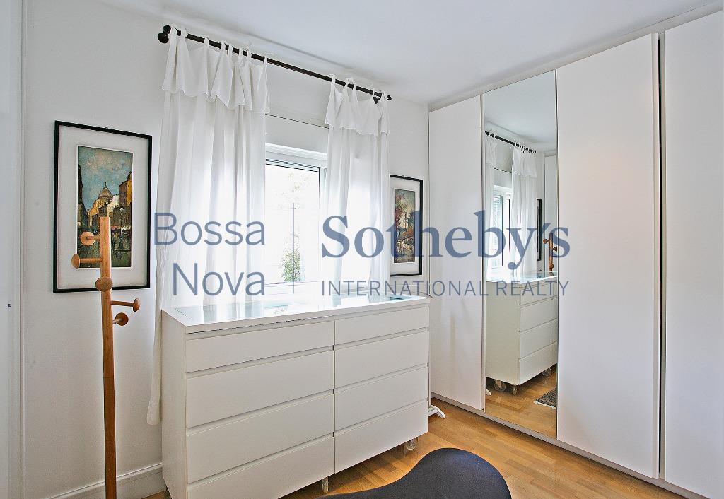 Excelente apartamento em rua nobre de Higienópolis.