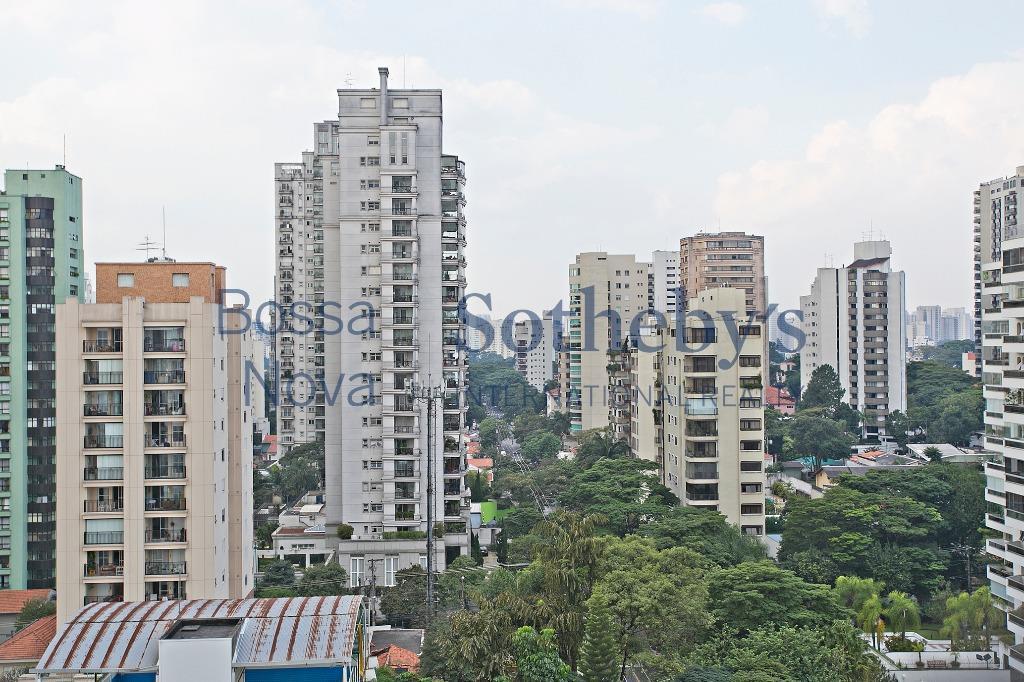 Apartamento residencial à venda, Moema Índios, São Paulo.