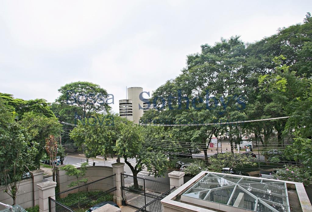 Apartamento Garden em frente ao Parque