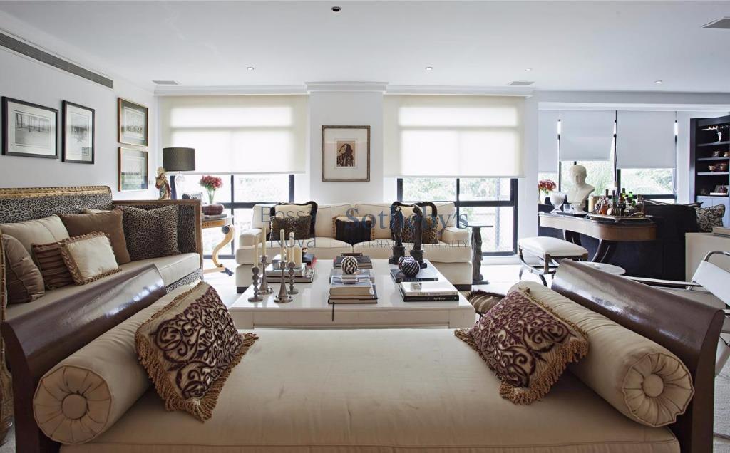 Jardim Guedala,ap duplex ,luxo e conforto c/ 4 sts e 3 gars, em condominio renomado. .