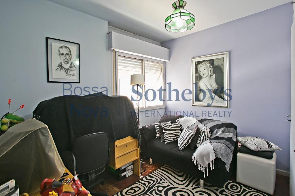 Apartamento em localização única