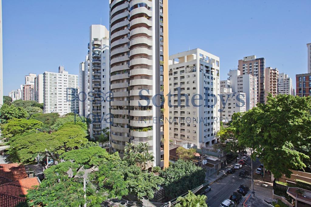 Apartamento  residencial à venda, Moema, São Paulo.