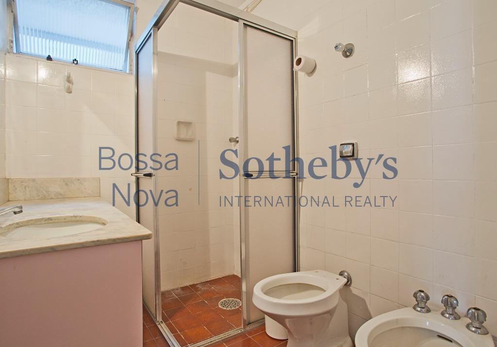 Apartamento no Itaim com ótima localização