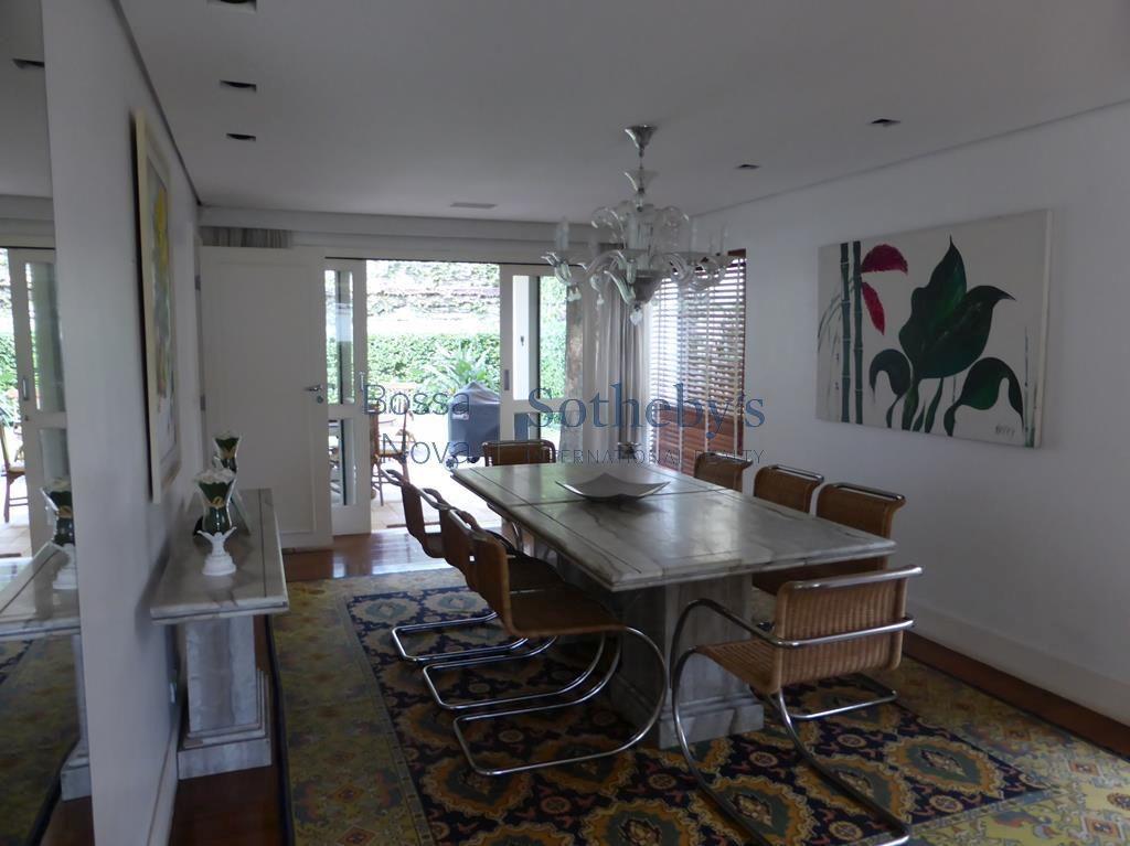 Casa residencial à venda, Cidade Jardim, São Paulo.