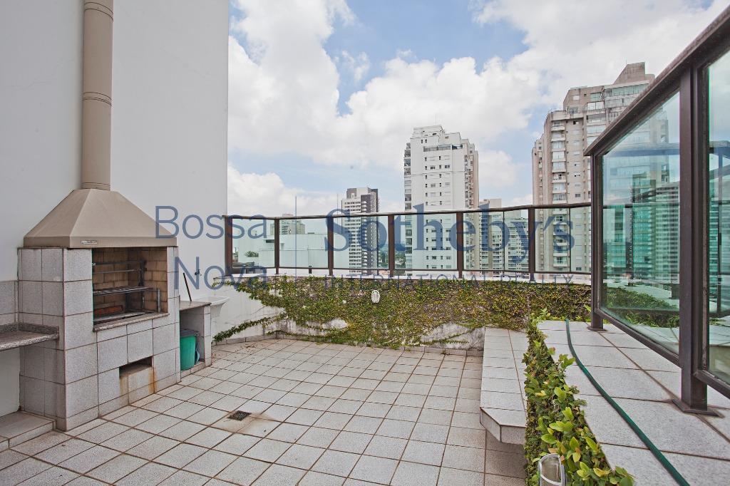 70m² de Jardim na cobertura
