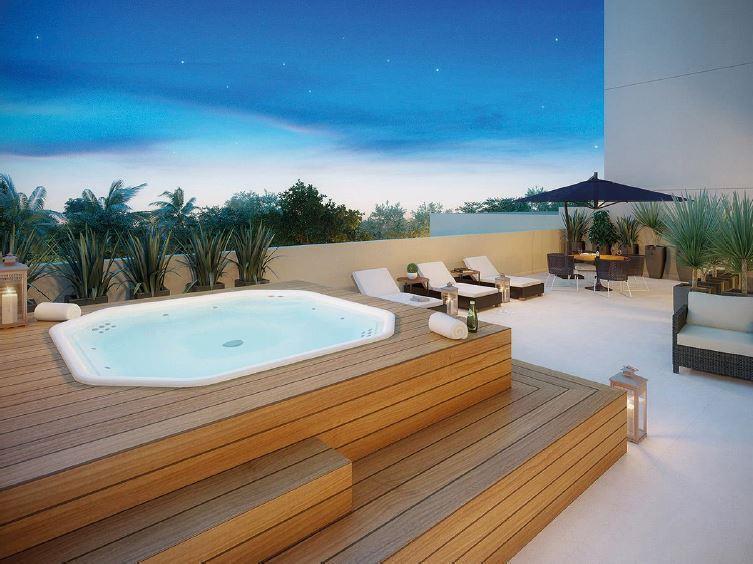 Garden - 307 m²